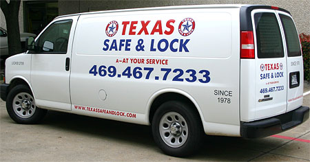 Welcome to Texas Safe and Lock